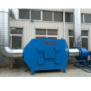 废气处置活性炭吸附设置装备摆设