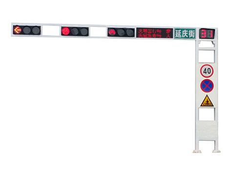 一体式交通信号灯1