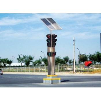 太陽能交通信號燈