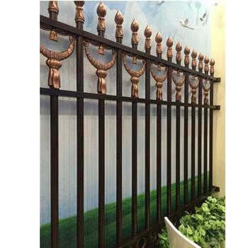 铸铝艺术护栏