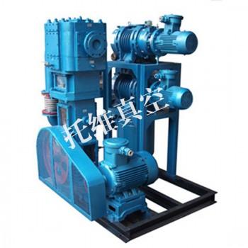 WL、WLW系列立式往複式真空泵