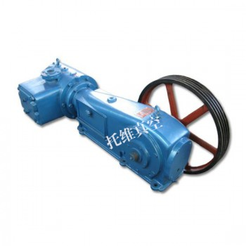 W、WY系列卧式往複式真空泵