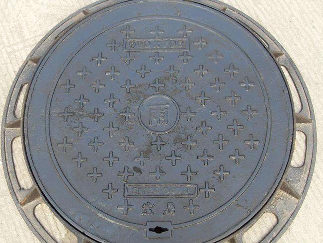 球墨铸铁井盖
