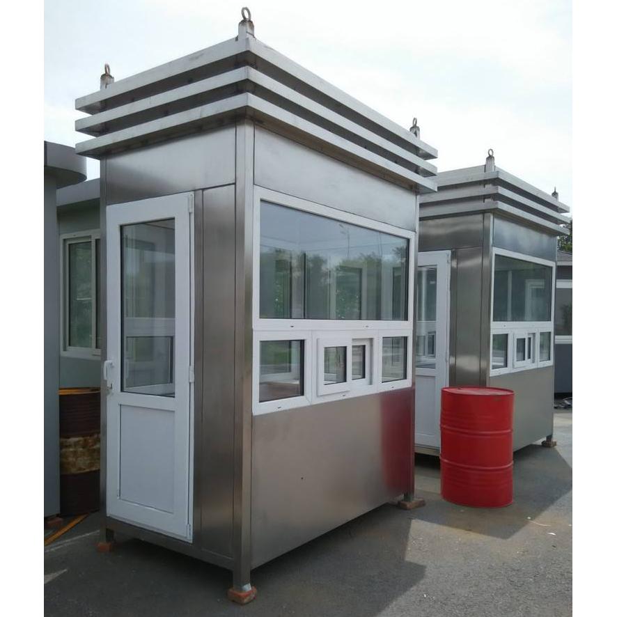 铝塑板移动岗亭