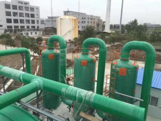 污水站臭气系统