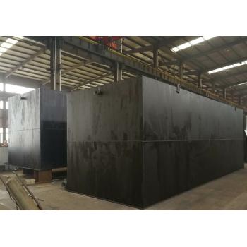 碳钢一體化汙水處理設備