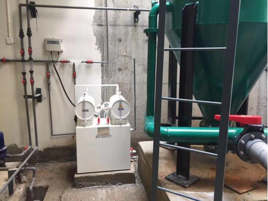 生活污水处理设施