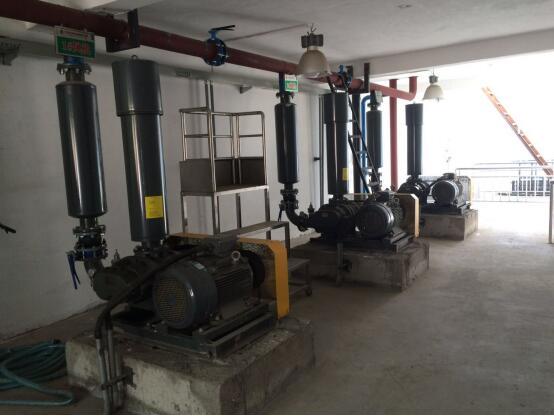 食品汙水處理設備