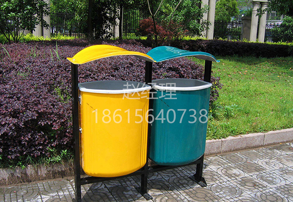 玻璃钢垃圾桶