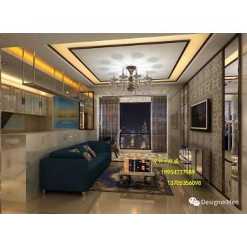 马山寨54平米复式公寓