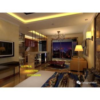 马山寨54平米公寓装饰