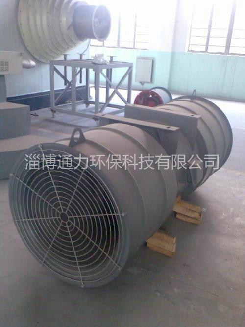 SDS-II隧道射流風機2