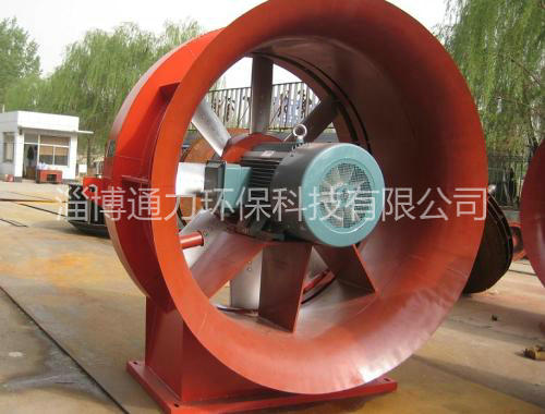 K45礦山風機1
