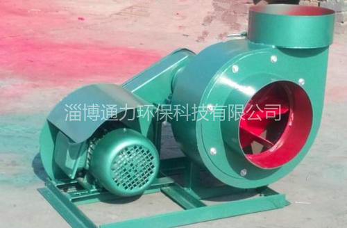 GY6-41鍋爐離心鼓引風機2