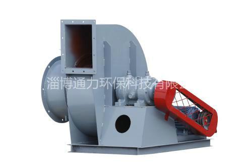 GY6-41鍋爐離心鼓引風機1