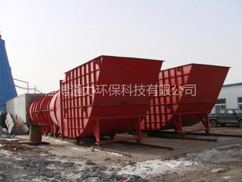 FBCDZ煤礦主扇風機1