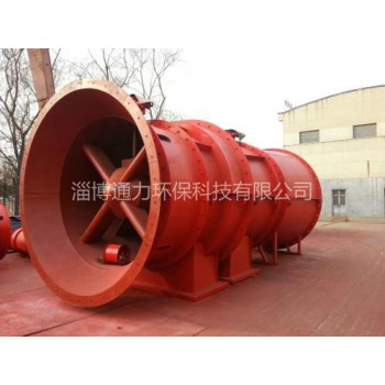 FBCDZ煤礦主扇風機