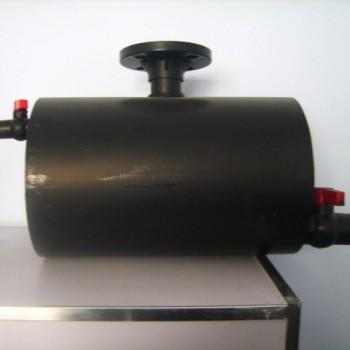 卧式手动防水器