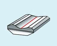 焊接衬垫A型