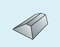 焊接衬垫C型