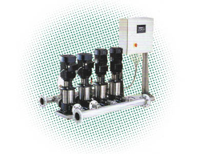 HP系列全自動變頻恒壓給水設備