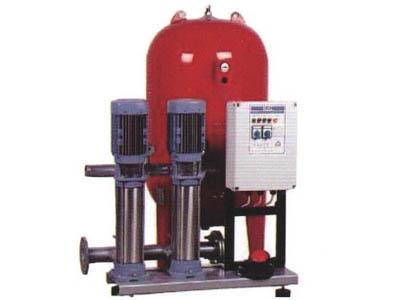 定壓補水脫氣機組