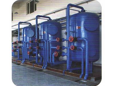 海綿鐵過濾式除氧器