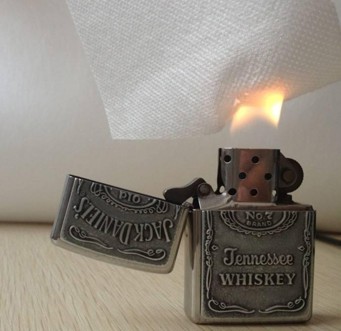 阻燃无纺布