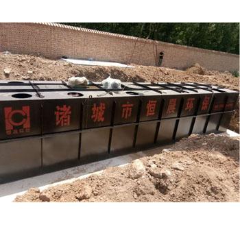 小区生活污水设备