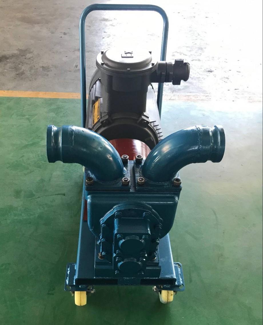 油库专用移动式油泵