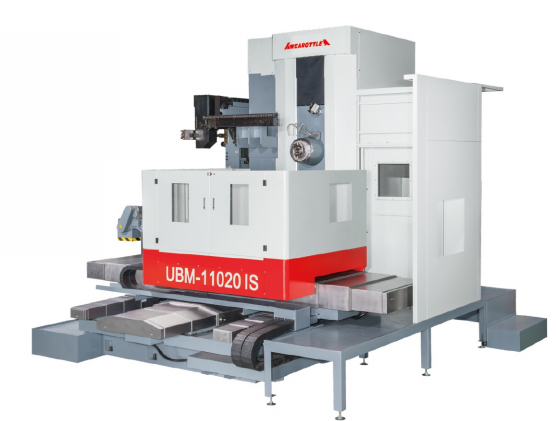 定柱式CNC卧式搪铣床BM-11020IS