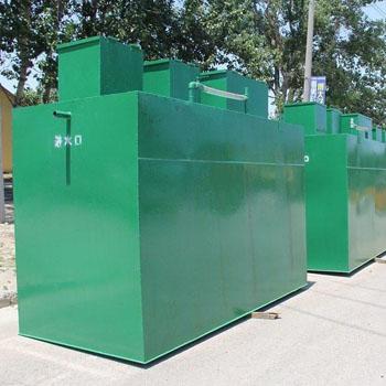 医院一體化汙水處理設備