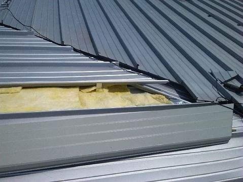 铝镁锰板屋面