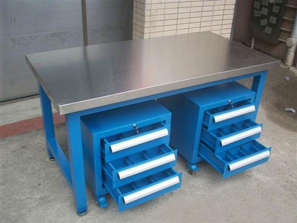 鑄鐵鉗工工作台