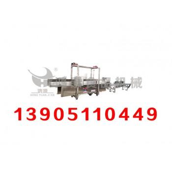 锅巴生产线机械机器设备