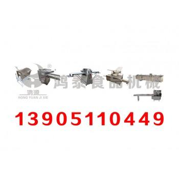 麻花生产线机械机器设备