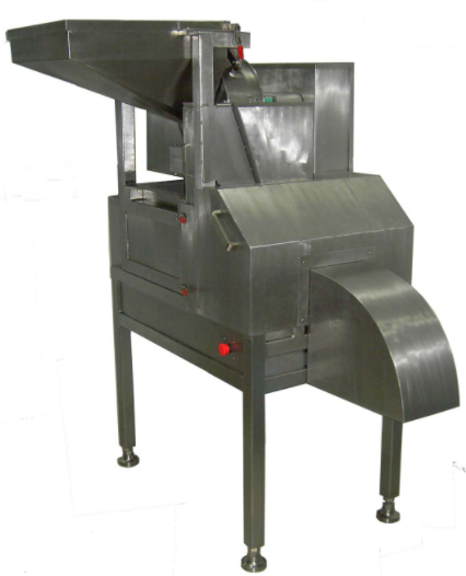 全自動凍肉切丁機