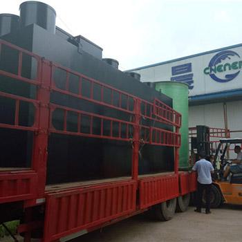 MBR一体化污水处理而且设备