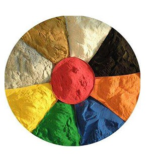 单层环氧粉末涂料(外涂)