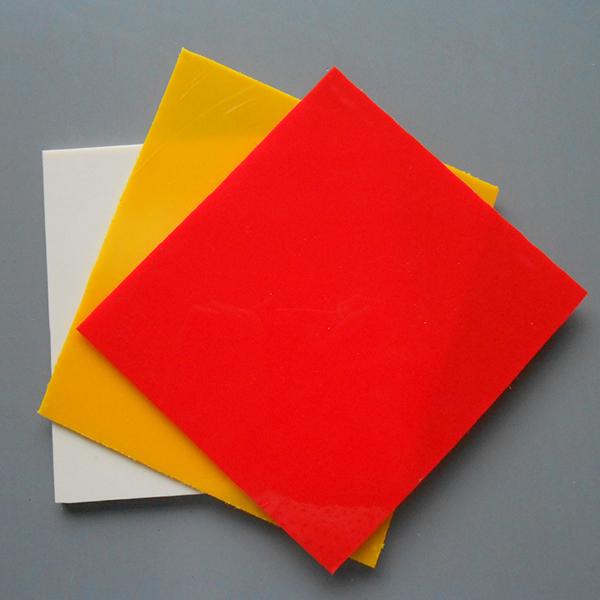 PVC防火板模板