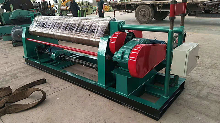 非标机械卷板机 (2)