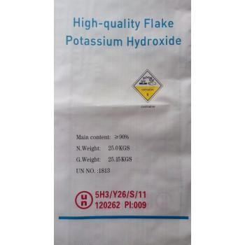 固体氢氧化钾