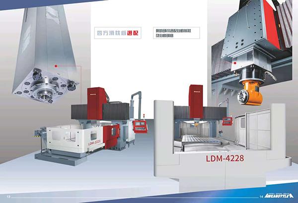 LDM-X轴三线轨系列