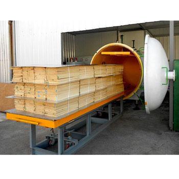真空高频木材烘干设备