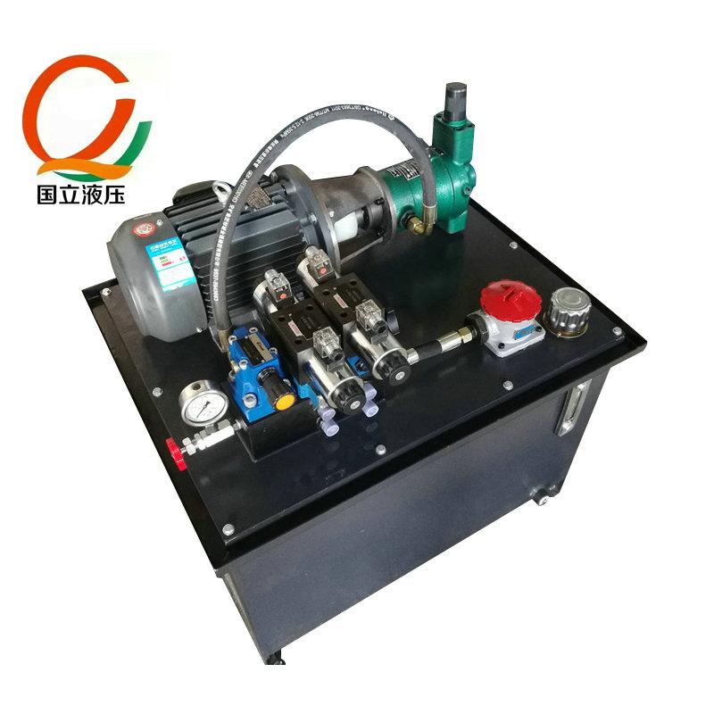 环保设备液压系统