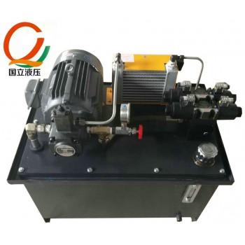 數控機床液壓系統