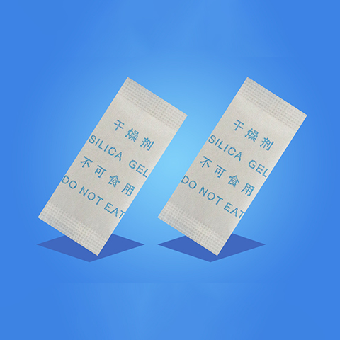 纸袋硅胶干燥剂