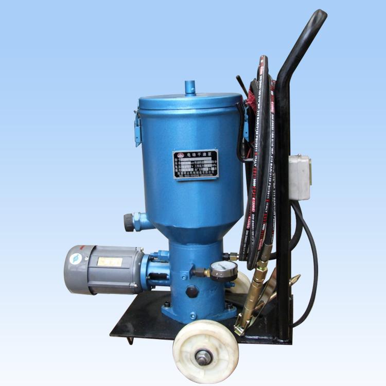 DB-63型單線幹油泵