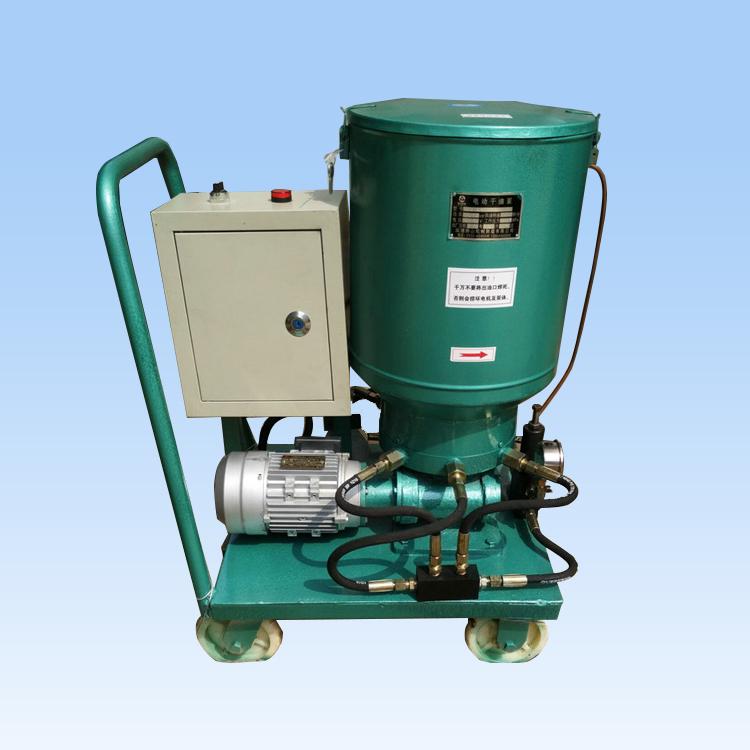 流動車式電動幹油泵