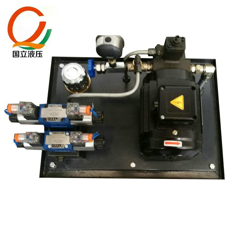 食品机械液压系统